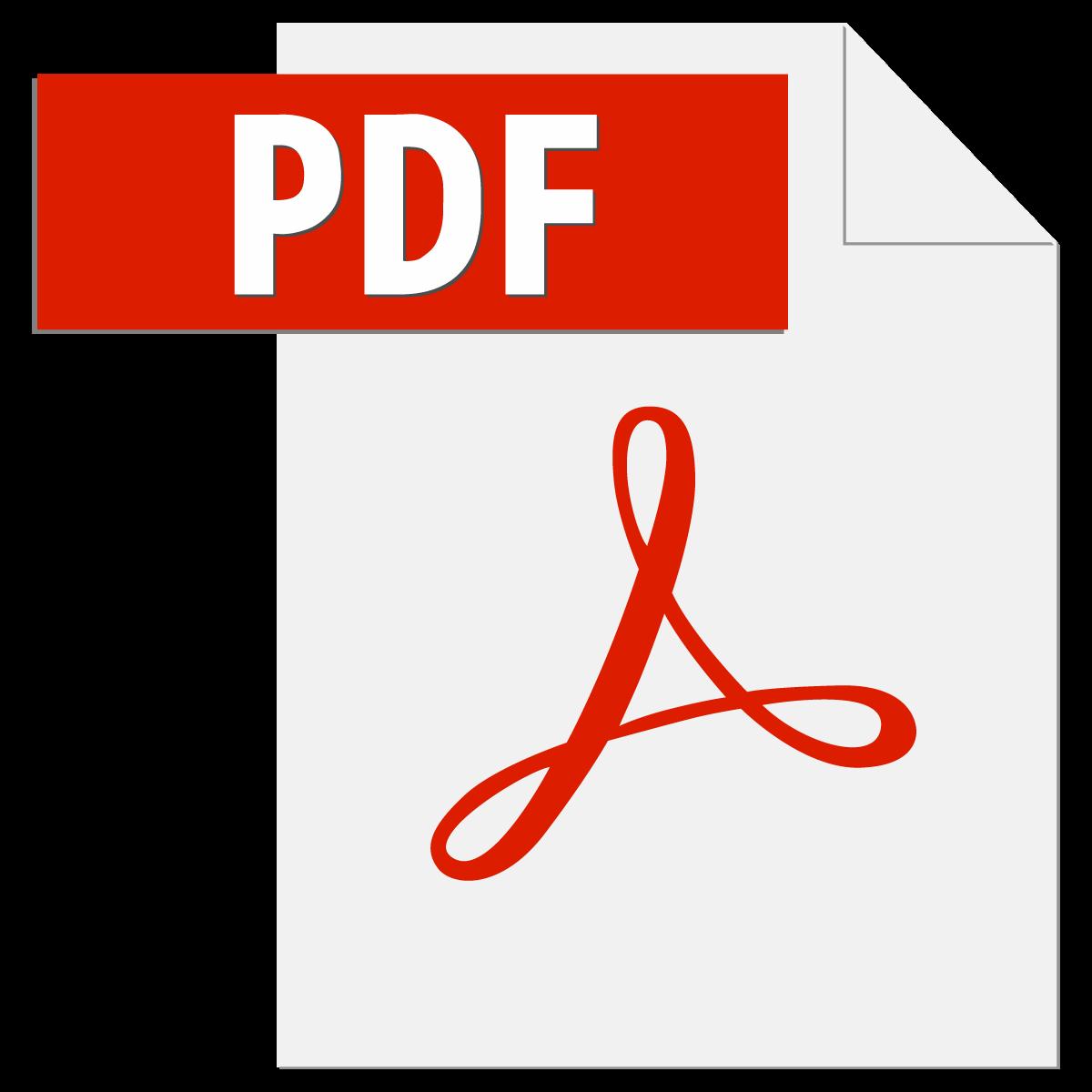 File PDF per stampa digitale.