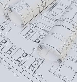 Stampa plotter di tavole progetti